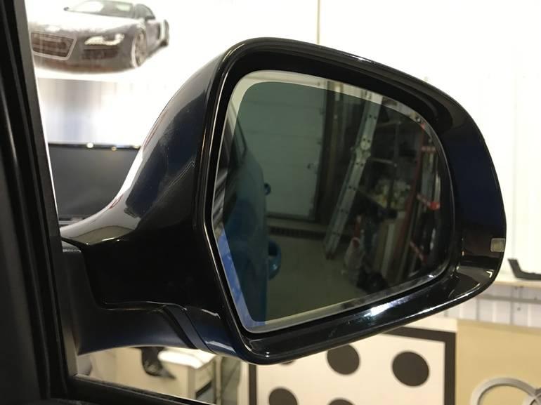 Наружные зеркала с функцией автозатемнения
