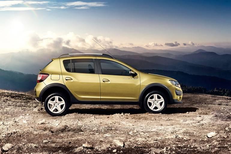 Renault Sandero Stepway,