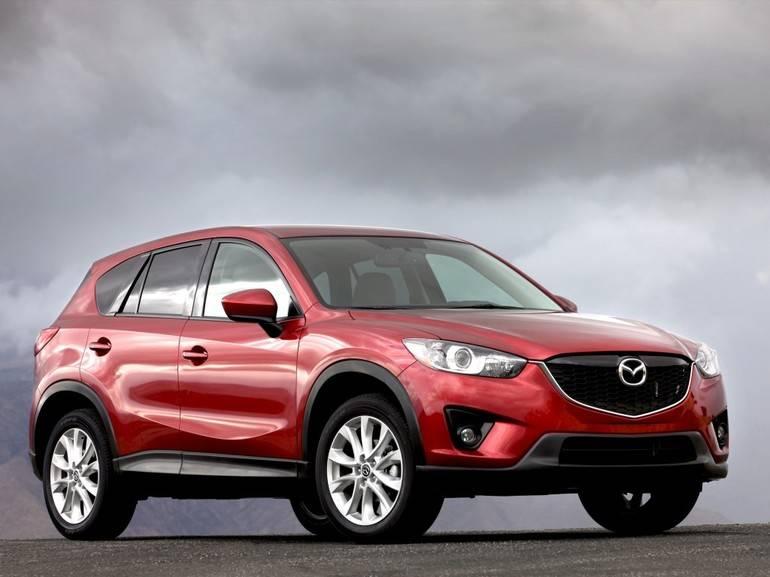Mazda внедорожник