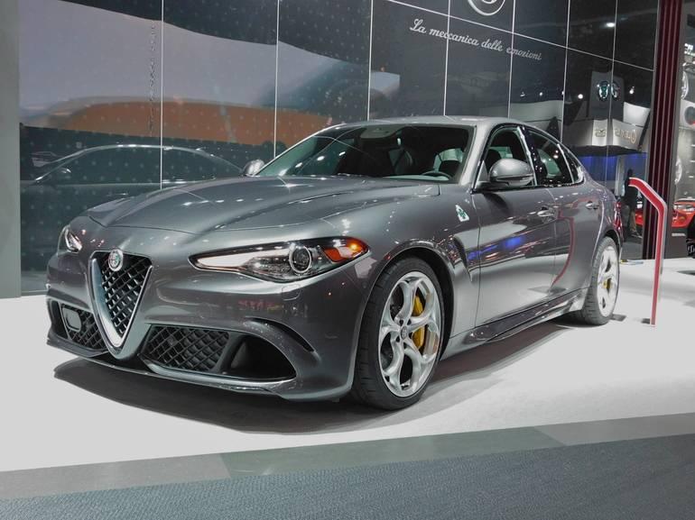Плюсы и минусы Alfa Romeo Giulia