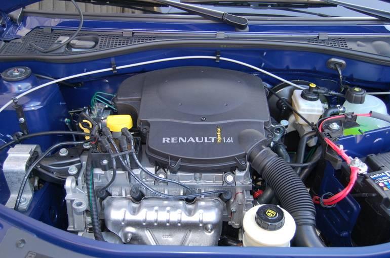 Двигатель Renault K7M