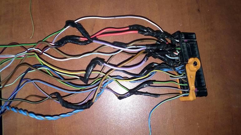 Провода стеклоподъёмника