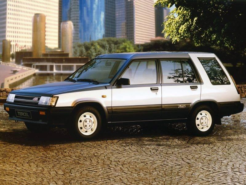 1987 Toyota Tercel 4WD