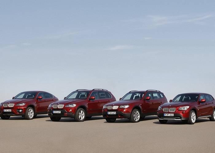 Кроссоверы компании BMW - надежность, качество, комфорт