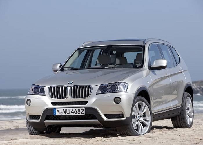 BMW X3 - кроссовер с повышенной безопасностью, великолепной динамичностью и управляемостью