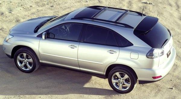 Lexus_RX_RX 300_SUV 5 door