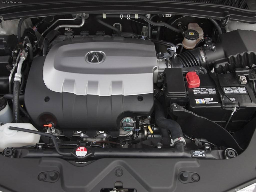 Двигатель Акура позволяет достигать мощности в 300 лошадиных сил