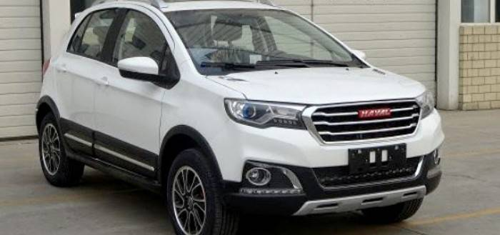 Great Wall haval h1