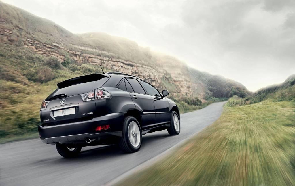 Lexus RX 2008 1b