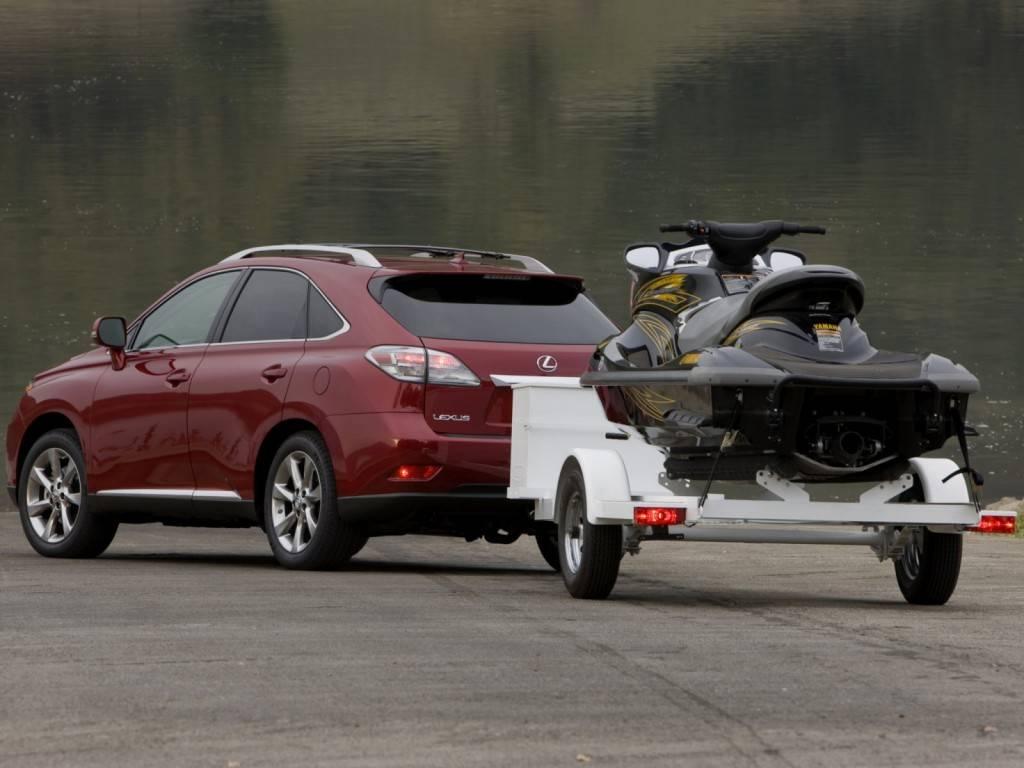 Lexus_RX_SUV 5 door