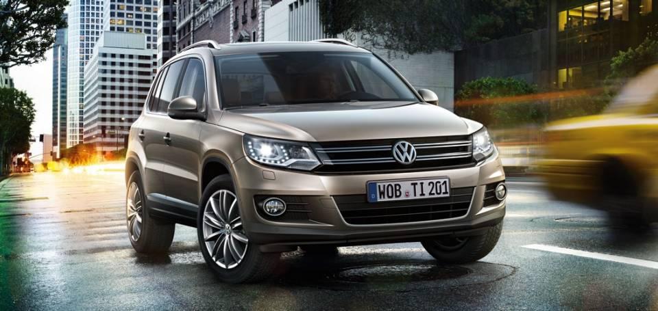 Volkswagen Tiguan отзывы