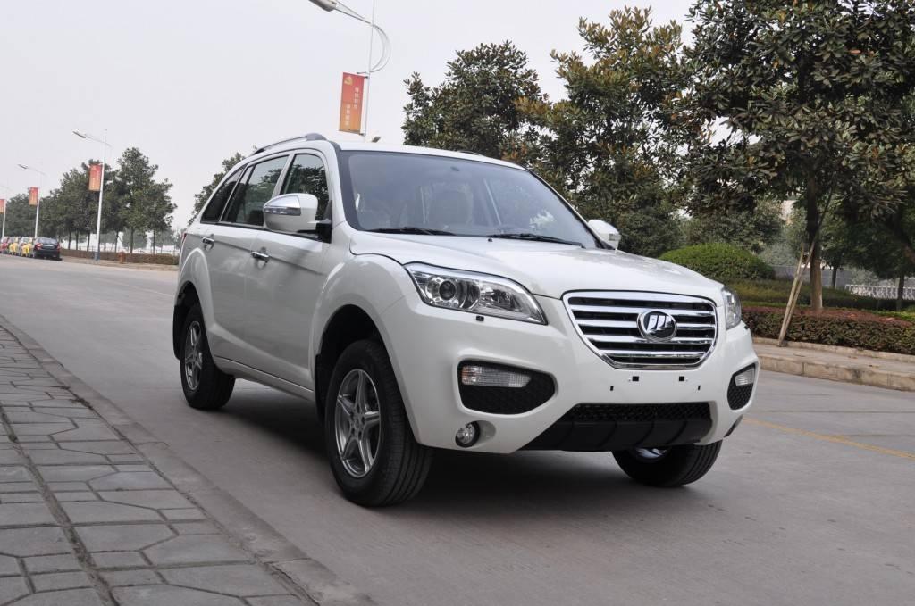 LIFAN X60 2012