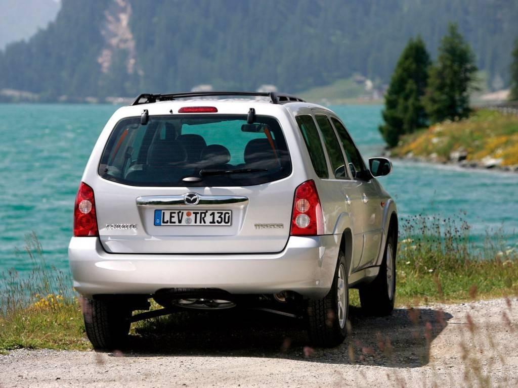Mazda_Tribute_Tribute 3.0 V6 4WD_SUV 5 door