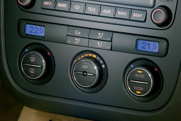 Климат-контроль есть практически во всех современных автомобилях