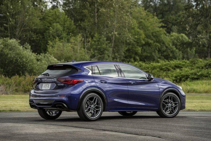 Этой моделью заинтересуются также постоянные покупатели Infiniti, которые желают найти замену полноразмерному внедорожнику или седану.