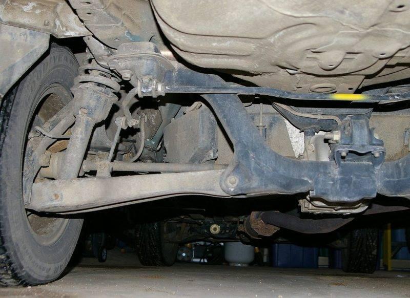 Чтобы стук в задней подвеске не появлялся, как можно дольше, правильно ухаживайте за машиной.