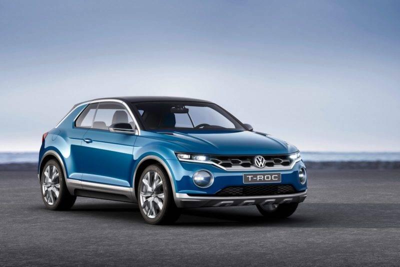 T-Roc одновременно оригинален и узнаваем, как и другие детища концерна VW.