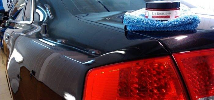 Каким воском лучше покрывать машину зимой