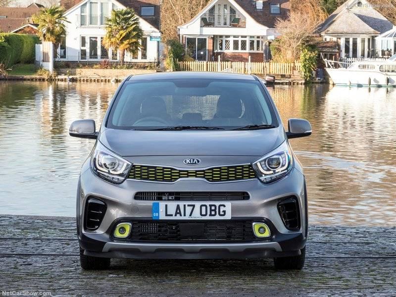 Автомобиль отличается особым обвесом и величиной дорожного просвета, который производитель сделал больше на 15 мм.