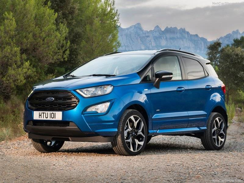 Новая модель, как и предыдущие модификации, сконструирована на базе старой «Ford Fiesta». Конструктора серьезно изменили ее внешность, и теперь она напоминает «Kuga» и «Edge».
