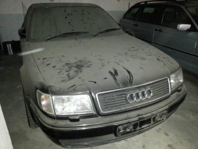 Длительный простой не самым лучшим образом сказывается на деталях автомобиля.