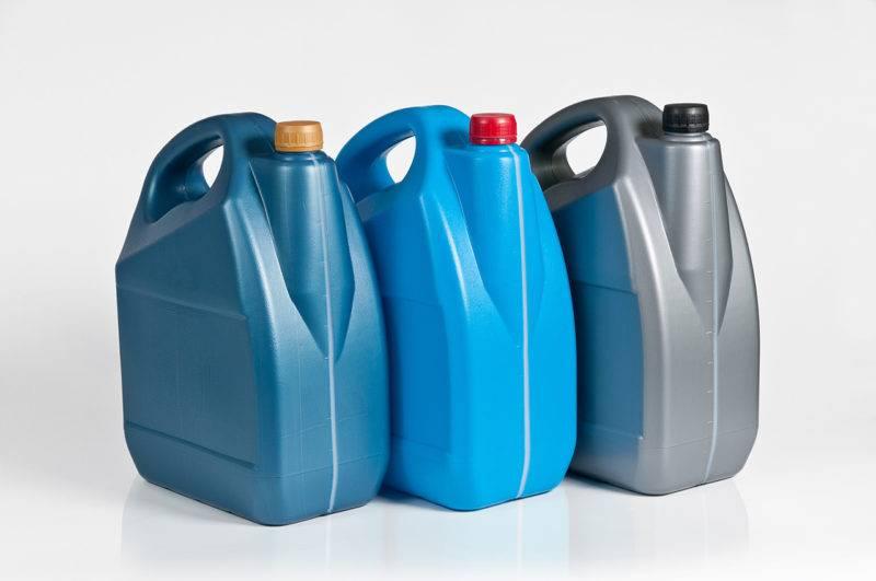 Автомобильная канистра может быть использована для перевозки самых разных жидкостей.