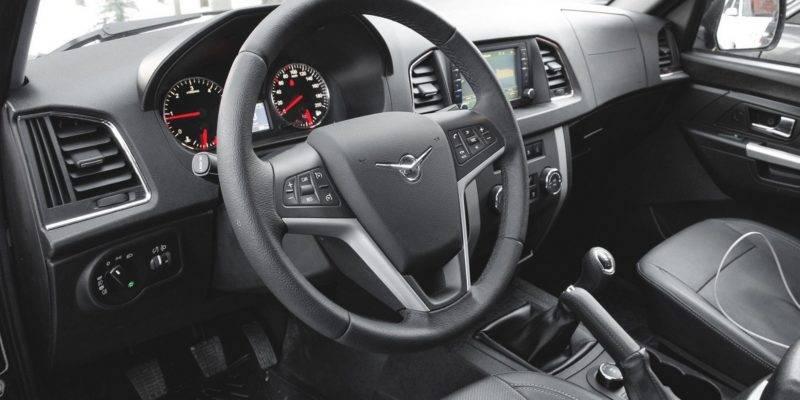Новый УАЗ Патриот 2019 года будет иметь современный электрообогрев лобового стекла, а также передних и задних сидений.