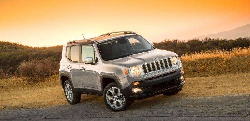 До выхода следующего поколения Jeep Renegade перестанет использоватьдизельное топливо.