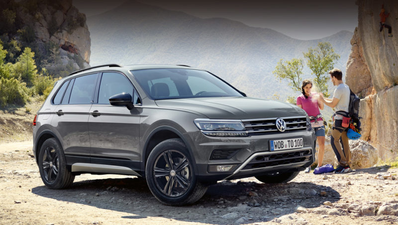 Хотя Offroad-серия Volkswagen Tiguan существует на европейском рынке довольно давно, ММАС 2018 стал местом первой презентации автомобиля в России.