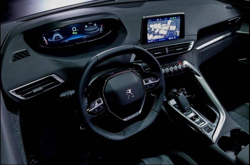 Дизайн Peugeot 3008 мало кого оставляет равнодушным.