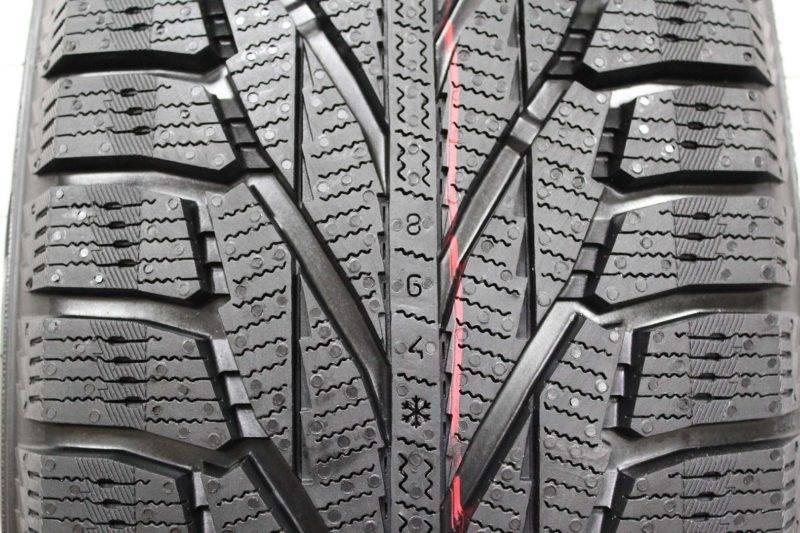 Модель представлена финской фирмой, отличается высоким качеством и подходит для автомобилей повешенной проходимости.