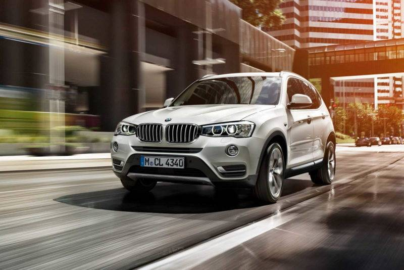 BMW X3 отвечает потребностям даже самого взыскательного водителя: современный, стильный и динамичный.
