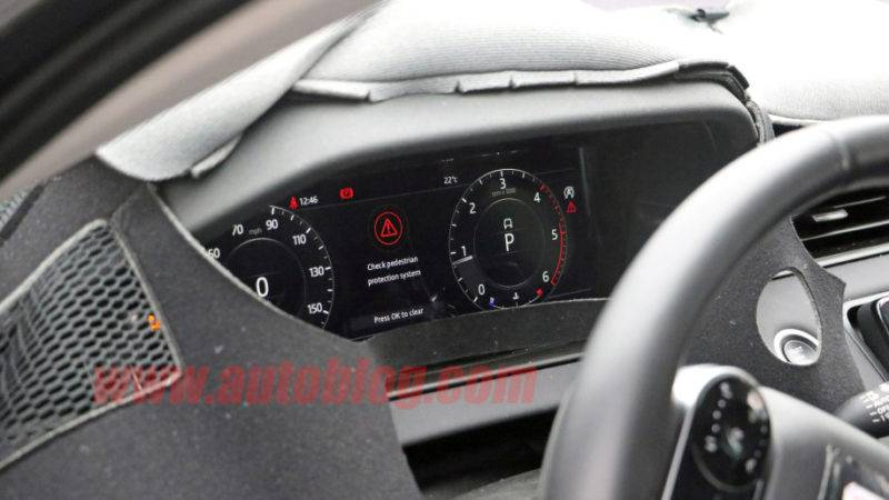 Снятая модель оснащена дизельным двигателем, который выдает до 4800 оборотов.