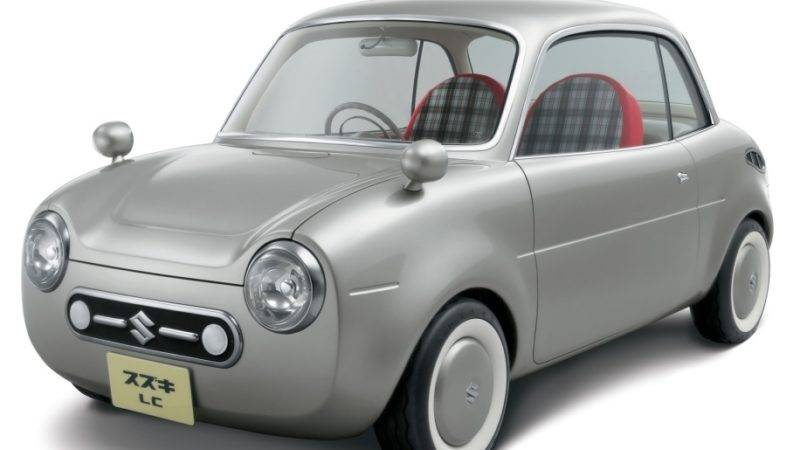 LC был разработан по всем требованиям японского автопрома.