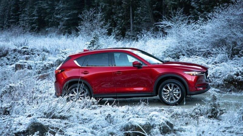 Для справки: базовый переднеприводный CX-5 стоит в районе 1 560 000 рублей.