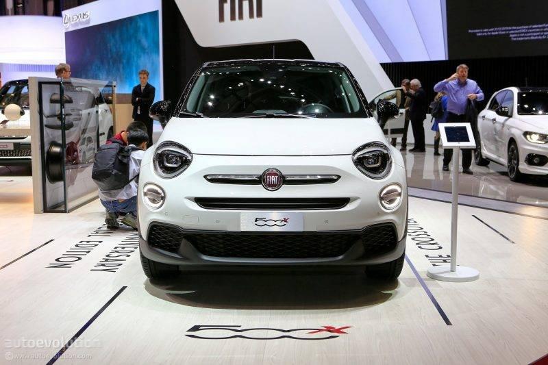 Fiat 120th Anniversary Edition.