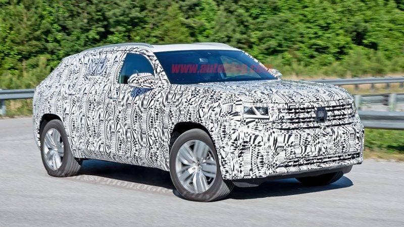 VW Atlas Cross Sport 2021.