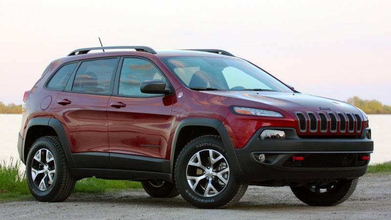 Jeep Сherokee 2014 года: настоящий рассадник проблем.