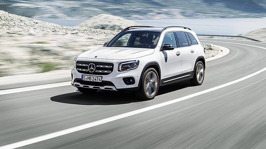 Mercedes-Benz GLB 20202