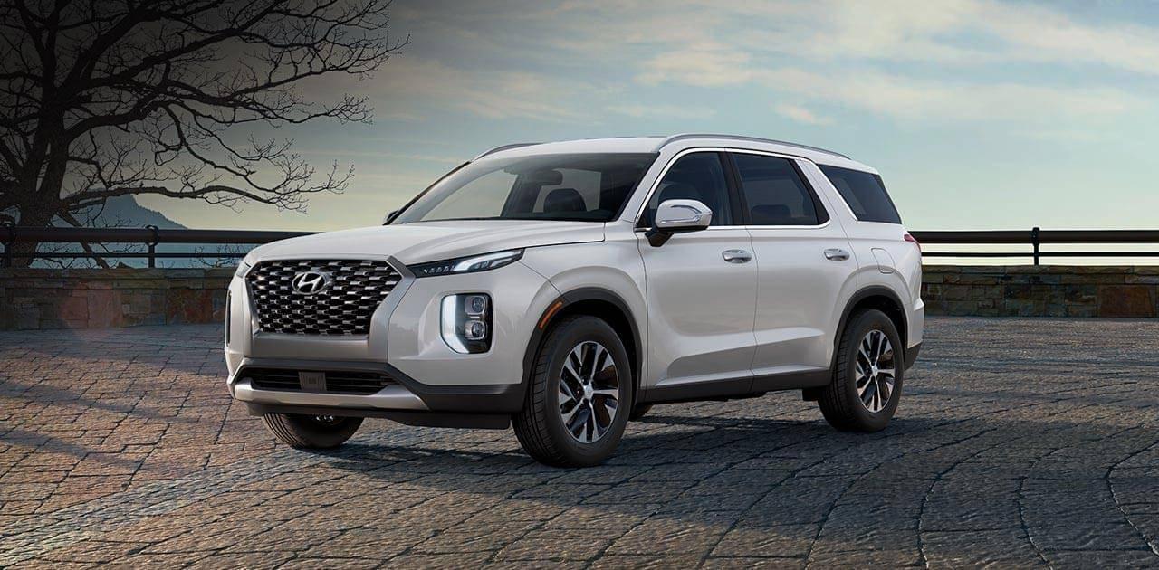 Hyundai Palisade 20202