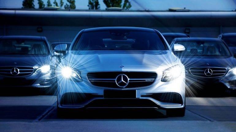 Улучшить свет фар автомобиля законно и недорого