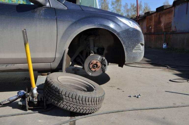 Изношенные шины куда сдать
