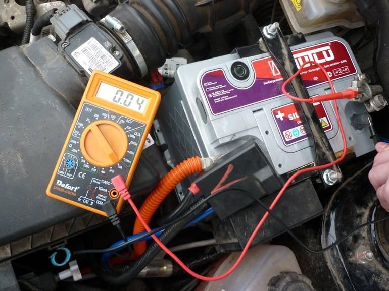 Автомобильный аккумулятор повышенной ёмкости