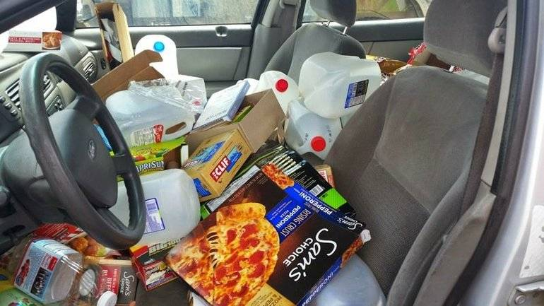 Опасности для жизни, вред жидкостей для салона автомобиля