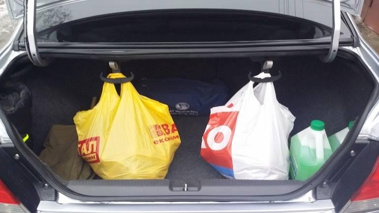 Приспособления для багажника