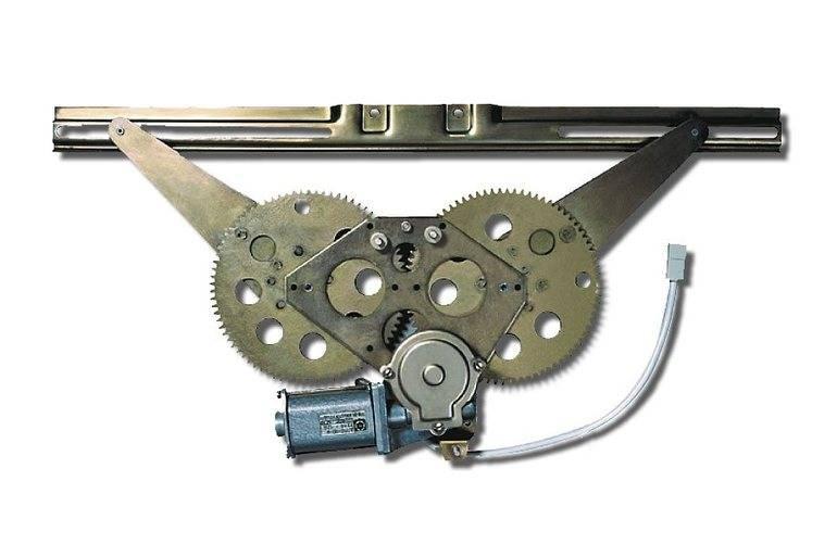 Механические дефекты стеклоподъёмника
