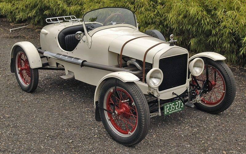 Ford Model T Speedster.