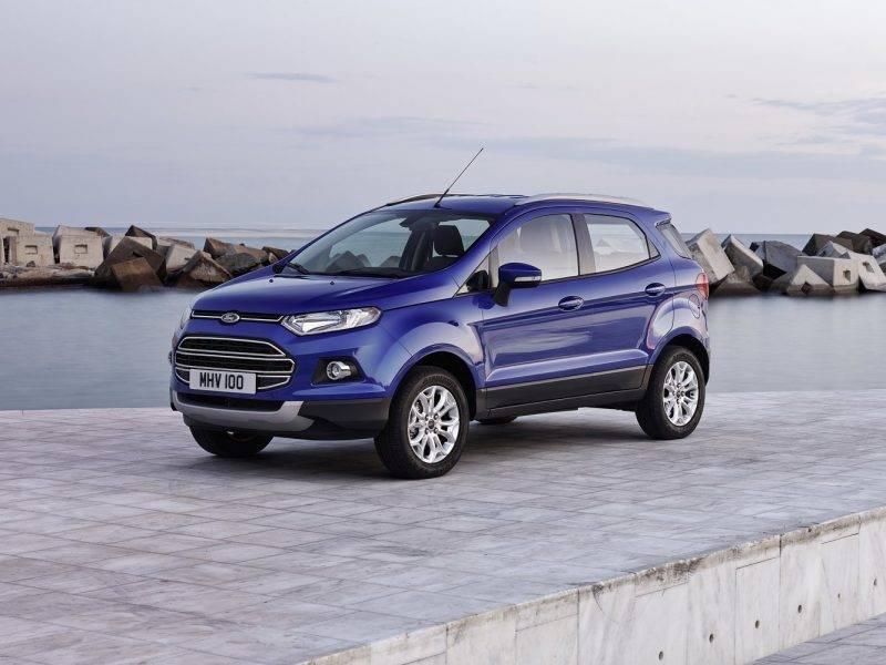 Ford EcoSport II.