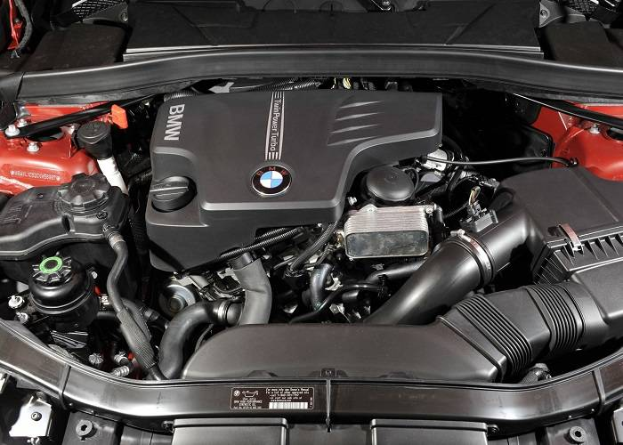 Двигатель BMW X1