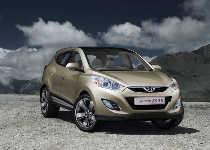 Hyundai ix35 - один из лучших представителей модельного ряда кроссоверов от компании Hyundai